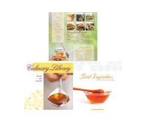 Free National Honey Board Poster, Brochure, And CD