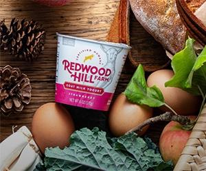 Free 6oz Redwood Hill Farm Yogurt
