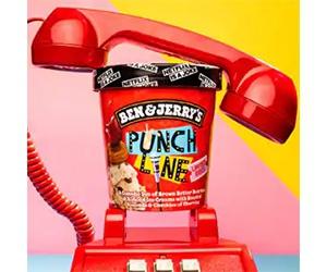 Free Ben & Jerry's Ice Cream Pint