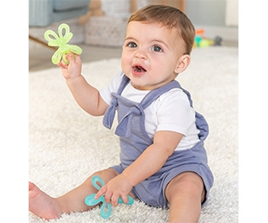 Free Loopy Teether & Ball From Infantino
