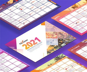 Free 2021 eCommerce Calendar From Payoneer