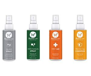 Free Fauna Care Pet Silver Spray Sample
