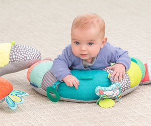 Free Tummy Time & Seated Support Seat
