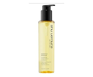 Free Art of Hair Nourishing Protective Oil From Shu Uemura