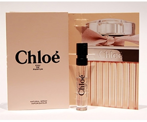 Free Chloe Perfume Sample