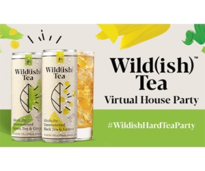 Free Wild(ish) Hard Tea