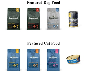 Free Dogs And Cats Food Samples From Blackwood Pet Food