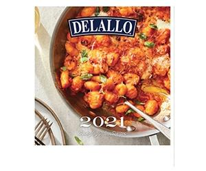 Free DeLallo 2021 calendar