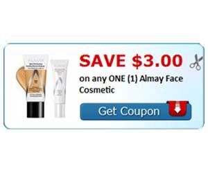 Save $3.00 on any ONE (1) Almay Face Cosmetic