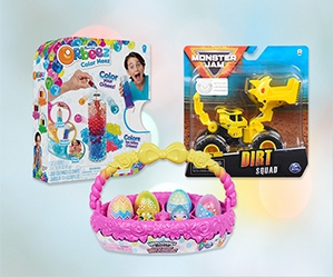 Free Bakugan, DreamWorks, Orbeez, Hatchimals And More Toys And Games From Spin Master