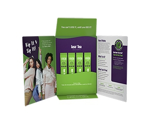 Free Iaso Tea, Delagada, Raspberry Broad Spectrum Tea From Sip To Health