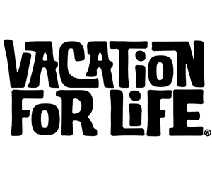 "Free ""Vacation For Life"" Sticker"