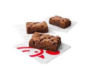 Free Chick-fil-A Chocolate Fudge Brownies