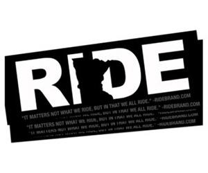 Free Life Brand Sticker