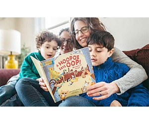 Free Children Books From PJ Library