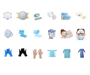 Free Protective Face Masks, Gloves, Hand Sanitizer, Wipes And More From CovCare