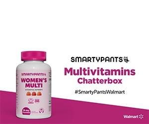 Free SmartyPants Multivitamins