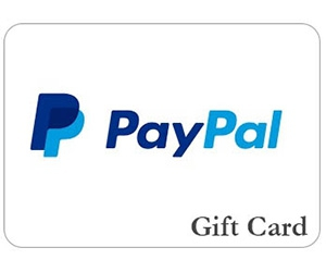 Free $500 Paypal Gift Card