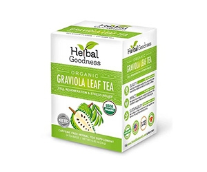 Free Tea Bags Samples From Herbal Goodness