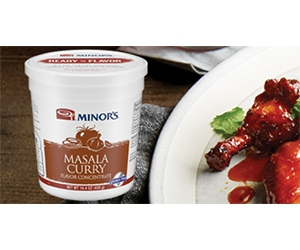 Free Minor's Masala Curry Flavor Concentrate Sample