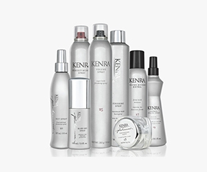 Free Kenra Professional Hair Care Product Samples