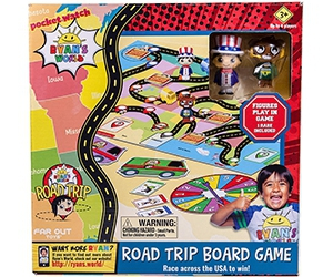 Free Far Out Toys And Table Games