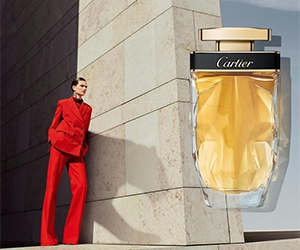 Free La Panthere Fragrance Sample From Cartier