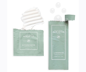 Free Aloe Attiva Serum And Cream Samples