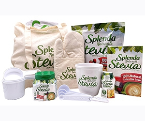 Win A Splenda Stevia Gift Pack