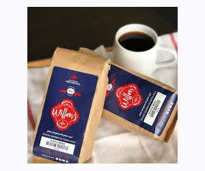 Free Willows Coffee Samples