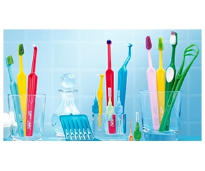Free Brushes, Toothbrushes, Picks And More Products From TePe