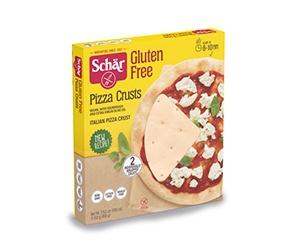 Free box of Gluten Free Pizza Crusts