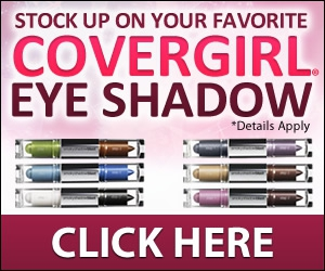 Free Covergirl® Eye Shadow