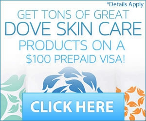 Free Dove Skin Care Products