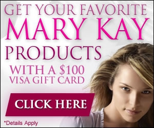 Free Mary Kay Cosmetic Products