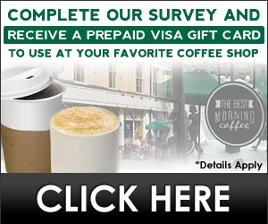 Free Coffee Shop Gift Card