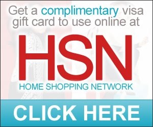 Free Home Shopping Network eGift Card
