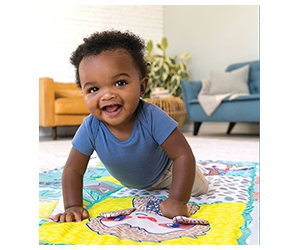 Free Giant Sensory Discovery Mat From Infantino