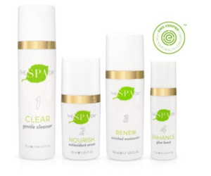 Win A Daily Essential 4-Step Skin Care System From The Spa Dr