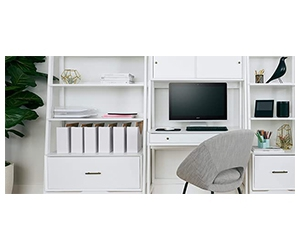 Set Up Your Home Office With Amazon