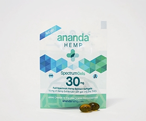 Free Ananda Hemp Full Spectrum Softgels Sample Pack