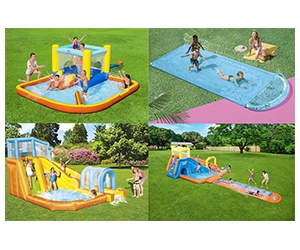 Free Water Parks From H2OGO