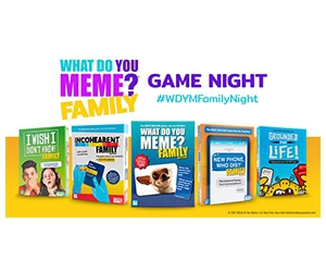 Free What Do You Meme Or Other Family Games