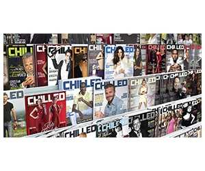 Free Chilled Magazine Print Subscription