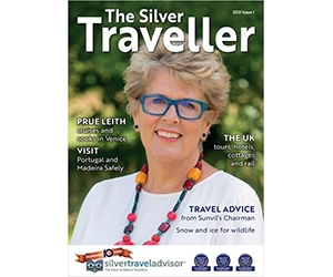 Free Silver Traveller Magazine & Mini-Guides
