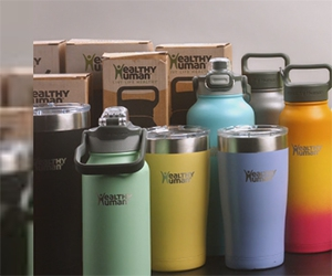 Free Bottles, Cruiser Tumblers, Lunch Boxes And More From Healthy Human