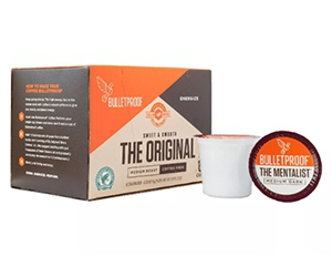 Free Bulletproof Energize Coffee Pods