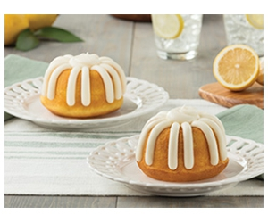Free Bundtlet Cake For Birthday From Nothing Bundt Cakes