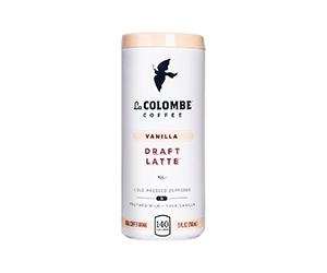 Free La Colombe Coffee Samples