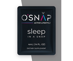 Free Sleep In A Snap Supplement From O'Snap